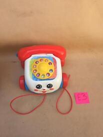 Fisher-Price phone toy