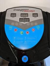 Crazy Fit massage wobble machine