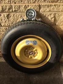 Mitsubishi ASX spare wheel kit £125 ono