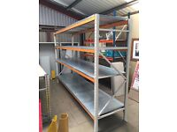 USED LONGSPAN SHELVING FOR SALE NORTHERN IRELAND