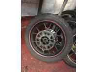Apollo rx 50 wheels