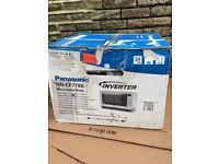 Brand New Panasonic Inverter Microwave Oven NN-CF778S Combination Convection Grill