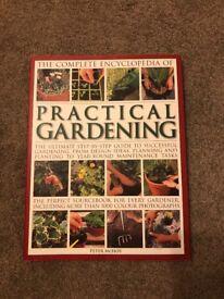 Practical Gardening book