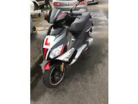 Pulse 2014 moped