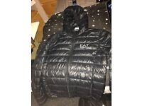 Ea7 armani jacket mens