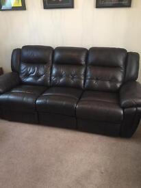 Lazy boy sofas