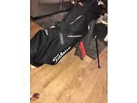 Golf set for sale, £320 Ono