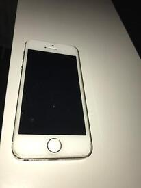 iPhone 5s Gold 16GB Decent condition LOCKED TO O2