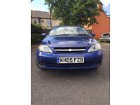 2005 05 Chevrolet Lacetti SX, 1.6L Petrol, 12 Months MOT, 65K Miles (Not Astra, Megane, Focus)