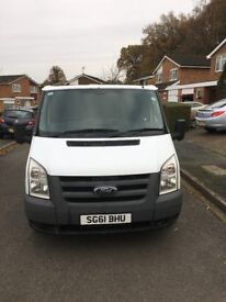 LATE 2011/61 FORD TRANSIT 2.2 TDCI 85 PS 5 SPEED FWD T280 MOT SEP 18 JUST COME OFF LONG TERM LEASE
