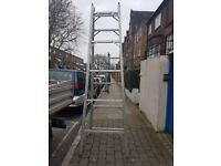 2 3 metre Aluminium Trestles in excellent condition