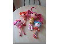 Lalaloopsy doll bundle