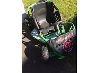 Kids 80cc off-road buggy