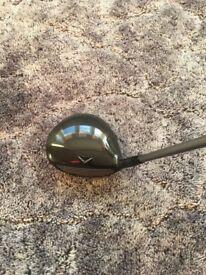 Ben Ross HTX 5 Wood Reg Kuro Kage Shaft Golf Pride Align Grip