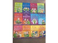 Mr Majeika books