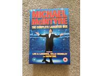 Michael McIntyre DVD box set x3 shows