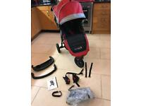 Baby Jogger City Mini GT New Logo with Lots of Extras