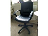 Leather Office chair can deliver in Birmingham