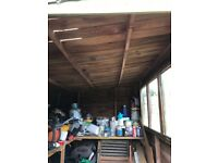 FREE - Garden Shed 6ft x 8ft