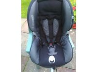 Maxi Cosi Prior Fix reclining car seat, good condition.