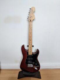 Squier Stratocaster Standard Series