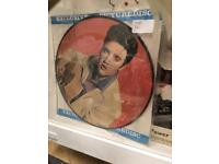 Elvis Picture disc. Sisters