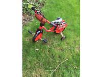 10 inch cars bike