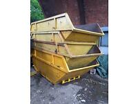 Skip hire south Manchester