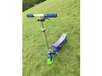 Kids chain scooter Like new