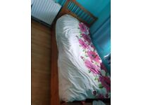 Single bed-John Lewis-Very good condition.