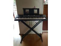 YAMAHA PSR-E243 (ypt-240) Portable Keyboard with stand