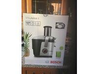 Bosch vita juice 4 brand new in box.