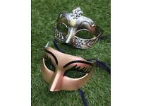 Secret Cinema - Romeo & Juliet - Wings Masks and Peace Offerings!