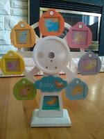 Baby musical picture frame