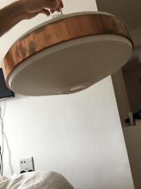 Heals' ceiling light copper original