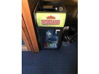 Bar bottle cooler/fridge