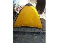 EuroHike camping tent