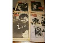 27 x NME SOUNDS MUSIC MAGAZINES 1978
