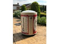 Ex large Budweiser beer fridge / chiller