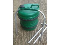 Water Hog container with handle