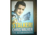 Signed Chris Walker book