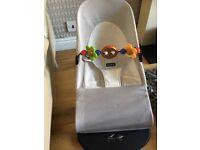 Babybjorn bouncer chair