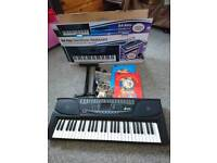 54 Key Electronic keyboard