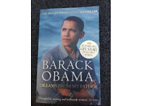 Dreams From My Father by Barack Obama [Paperback] Adult Book True Life Story