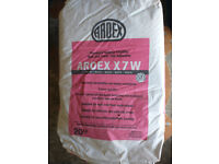 ardex 20kg bag of tile adhesive