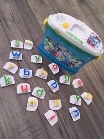 Leapfrog phonics toy
