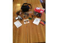 Unused Canon MV901 MiniDV camcorder kit