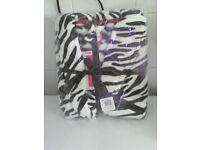 Zebra housecoat