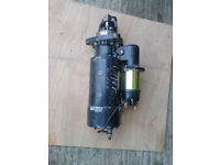 RECONDITIONED STARTER MOTOR for ERF - EC10 TIPPER LORRY- £200