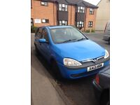 vauxhall corsa swap or for sale